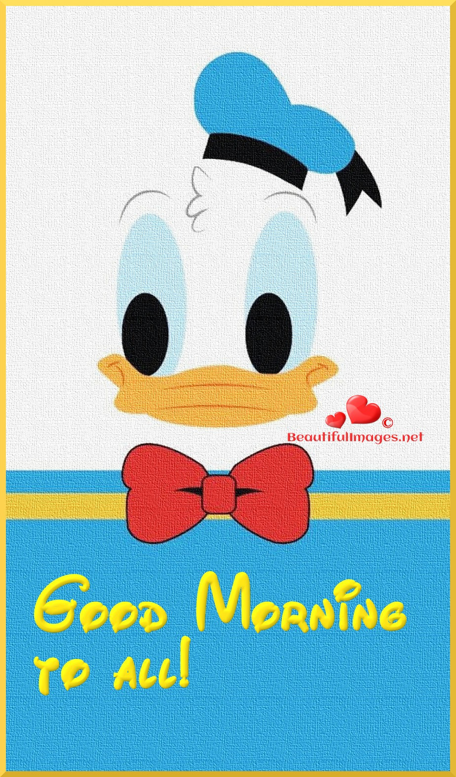 Good-Morning-Donald-Duck