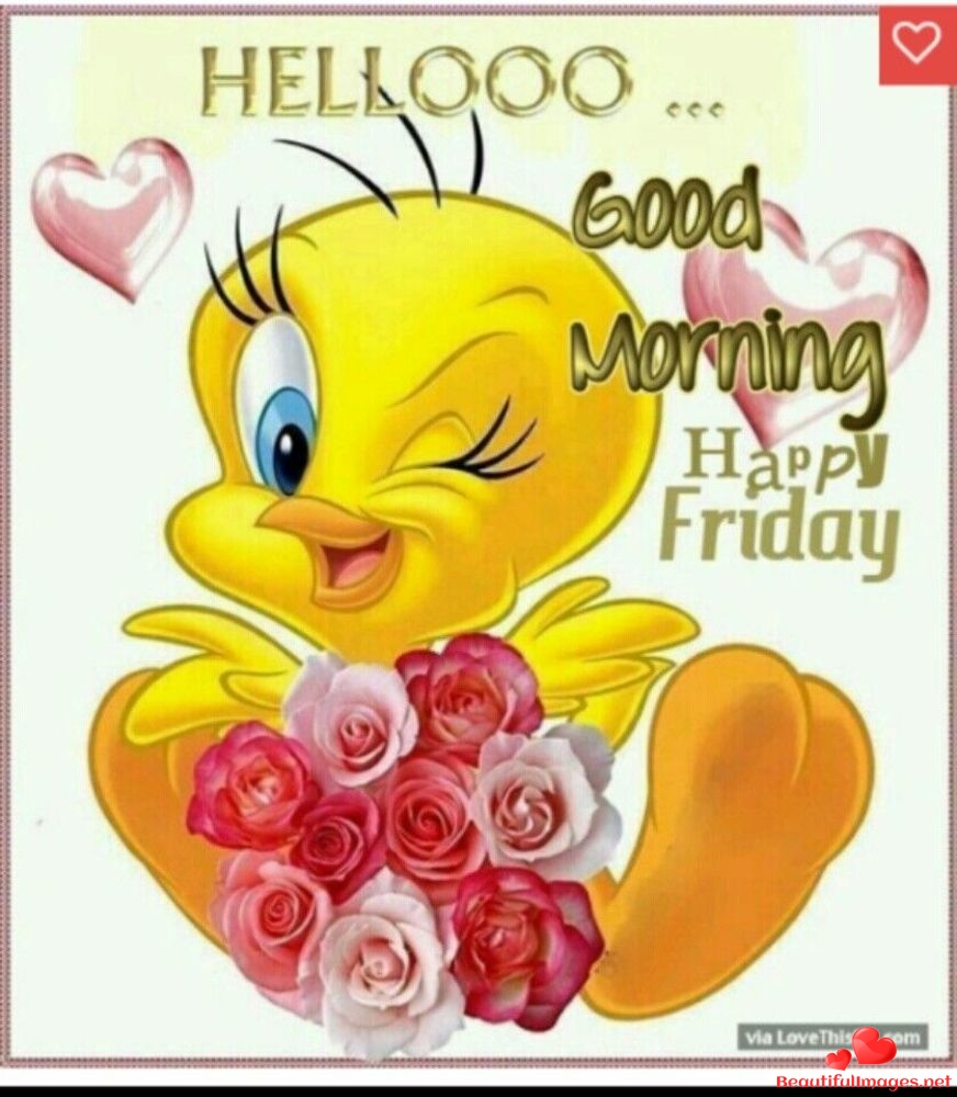 Free Good Morning Friday Images