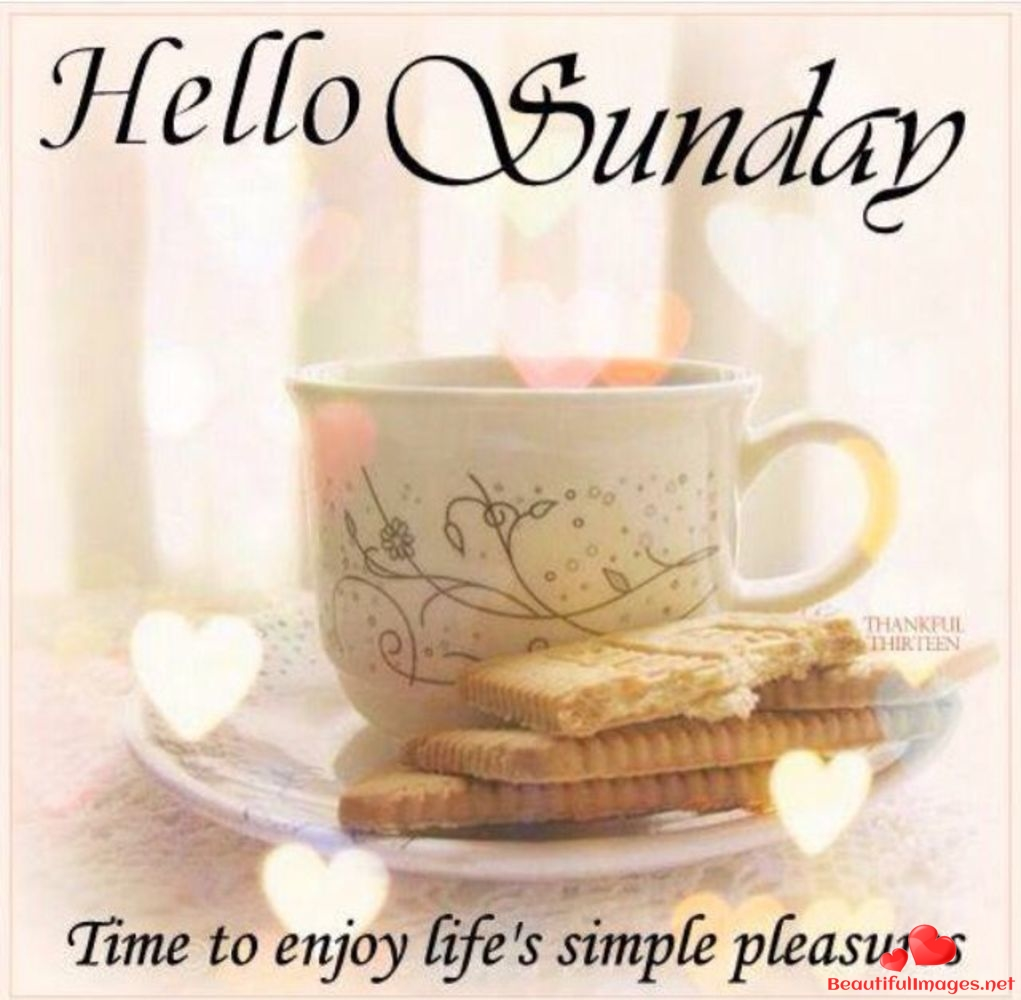 2019 year looks- Morning Good sunday images for facebook pictures