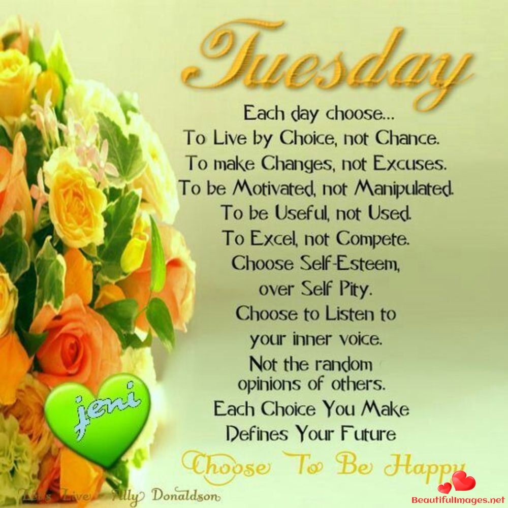 Tuesday Blessings Quotes Whatsapp 297 Beutifulimagesnet